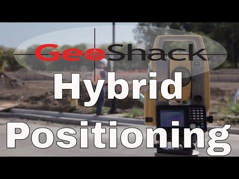 Hybrid Positioning Topcon Positioning Systems - 2018 (GeoShack)