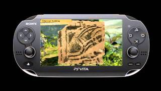 Uncharted: Golden Abyss - E3 2011 Gameplay PS Vita [PSP2]