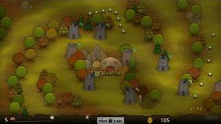 PixelJunk Monsters Encore PlayStation 3 Gameplay - Whipped
