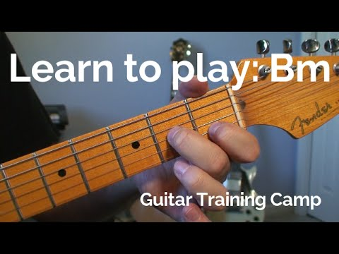 Search - how to play Bm chord