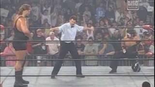 The Giant VS. The Geat Muta 07/28/1997 | WCW Monday Night Nitro (Video)