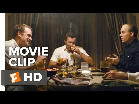 Black Mass Movie CLIP - What's the Secret Recipe? (2015) - Johnny Depp Drama Movie HD