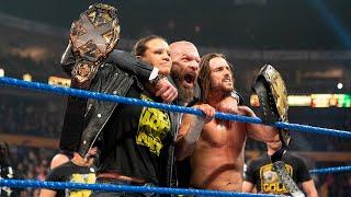 The night NXT took over SmackDown: SmackDown, Nov. 1, 2019