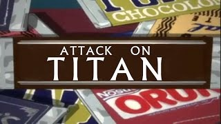 "Attack On Titan ""BACCANO Opening""  HD"
