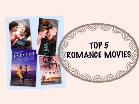 TOP 5 ROMANCE MOVIES [EZMOVIES Version]