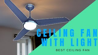 Wireless LED Light Ceiling Fan with remote Control Havells Unboxing and Review [HINDI/URDU]