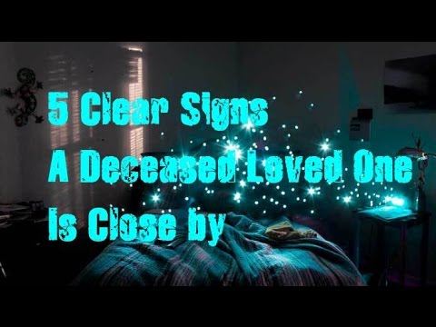 5 Clear Signs A Deceased Loved One Is Close
