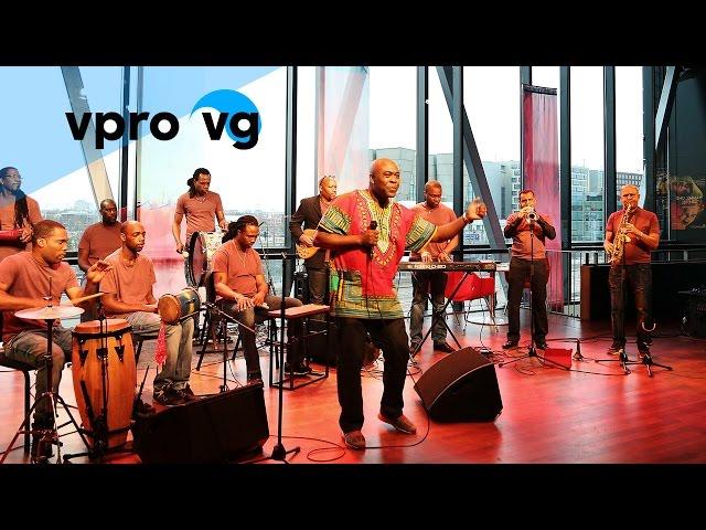 Lobi Firi - Lieve Hugo/ Ma Fu Sa Ede (live @Bimhuis Amsterdam)