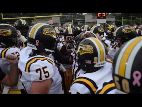 TJC VS Kilgore Football 2017