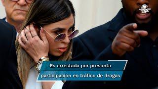 """Detiene EU a <b>Emma Coronel</b>, esposa de """"El Chapo"""", por tráfico de ..."""