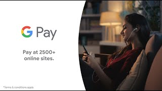 Google Pay | Pay at thousands of sites in just a few taps | #MoneyMadeSimple