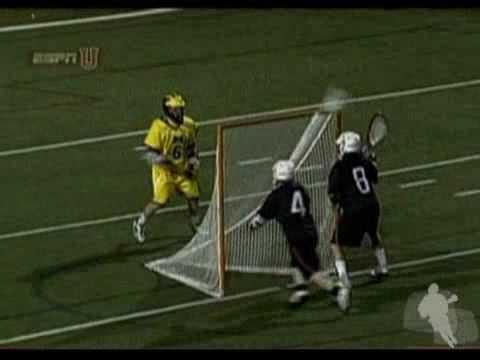 Inside Lacrosse: Highlights - Michigan vs. Chapman