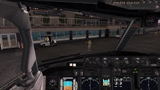 FSX - APPROACH: Monterey, California