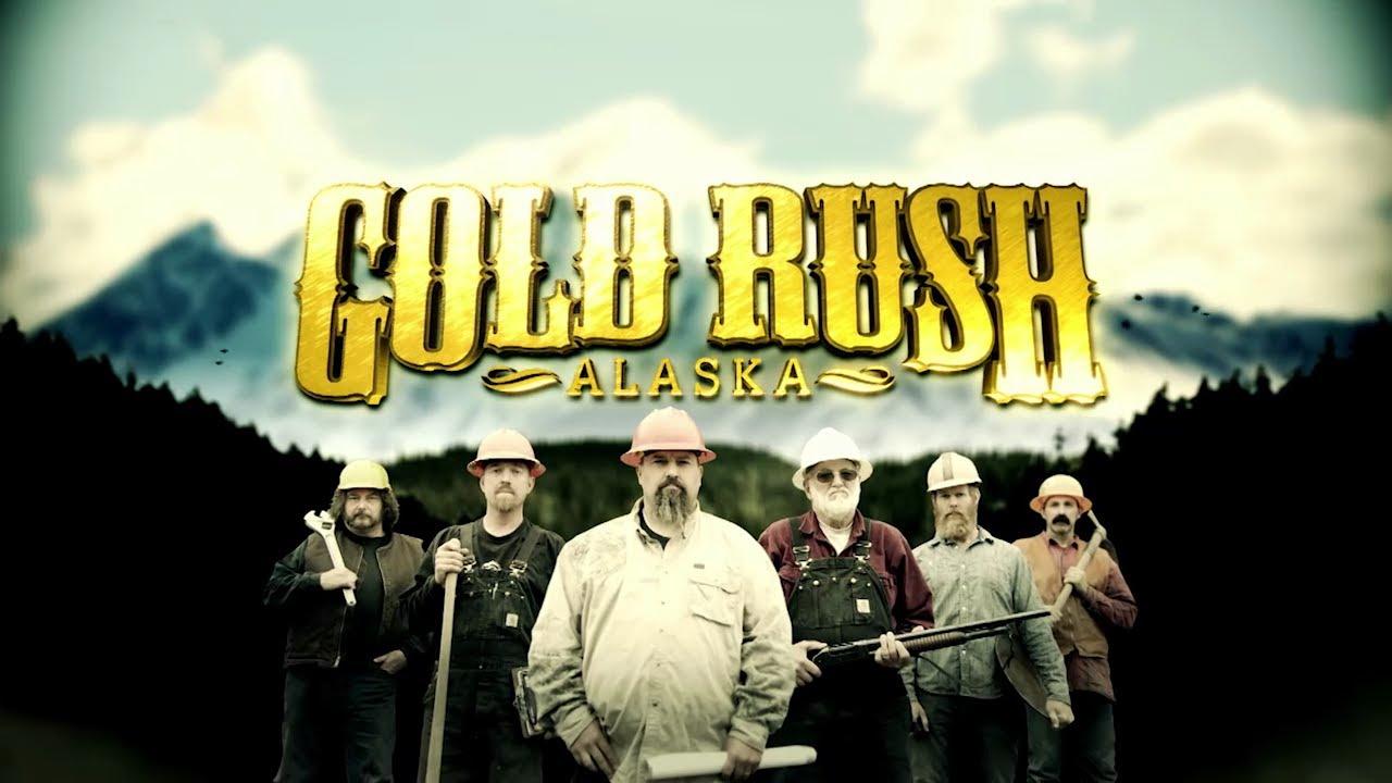 goldrausch in alaska stream