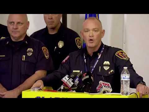 Las Vegas fire official says department was planning for 'major event'