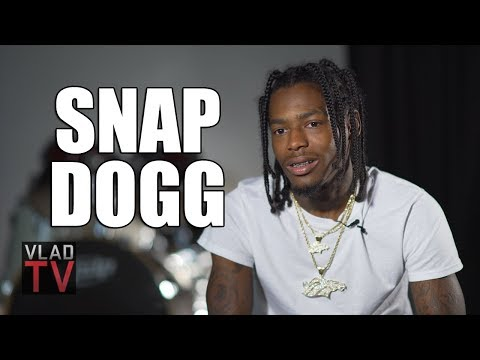 Snap Dogg on Beating Up His Uncle for Stealing Money from Him (Part 1)