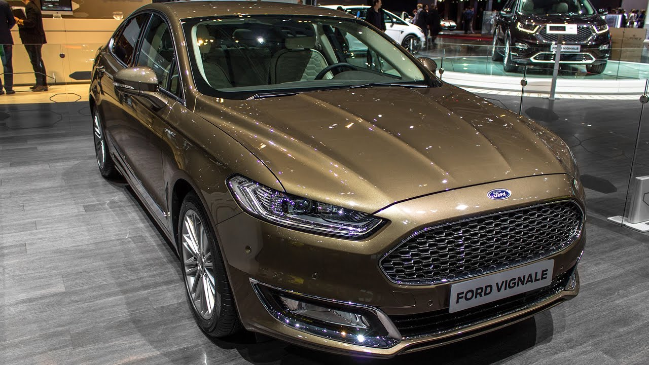 new ford mondeo vignale geneva motor show 2016 hq youtube. Black Bedroom Furniture Sets. Home Design Ideas