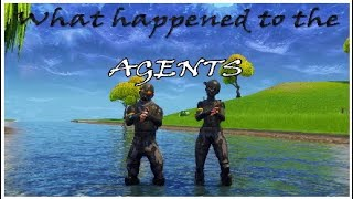 WHAT HAPPENED TO THE AGENTS!? | Fortnite short film