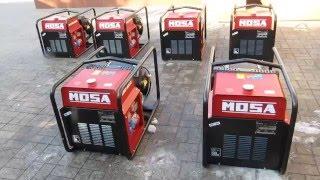 Генераторы бензиновые MOSA для АЗС(Очередная поставка генераторов «MOSA» в Украину. Теперь новые мощные бензиновые генераторы «МOSA» GE 12000 HBS/GS..., 2016-03-14T17:04:08.000Z)