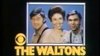 CBS The Waltons Promo Slide 3/6/78