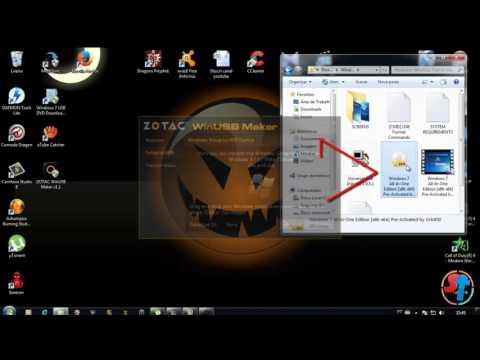 ZOTAC WinUSB Maker v1.1 USB Bootable Pen Drive_Install   httpswww.youtube.comwatchv=YkzdTdC2PeE