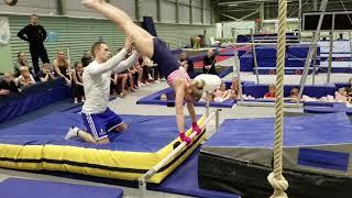 Gymnastics Clinic Basic Swing HB/UB