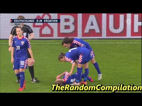 Women Sports Injury Compilation Part 48