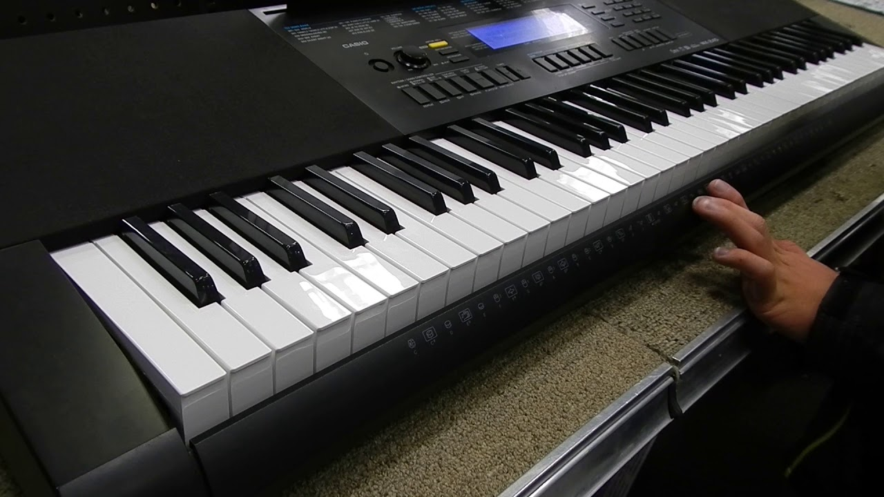 2019's Top 5 Budget 76-Key Digital Piano Keyboards For