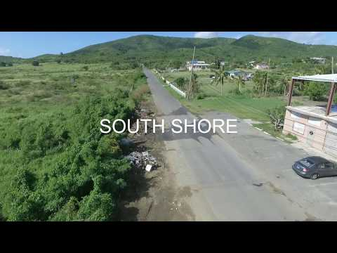 St.Croix, USVI; Scars of the Hurricanes