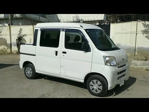 Daihatsu Hijet Double Cabin Pickup | In-Depth Review | Price, Features & Test Drive | Urdu