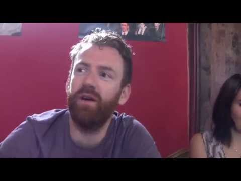 Chris Rankin (Percy Weasley) - What was your weirdest convention experience?