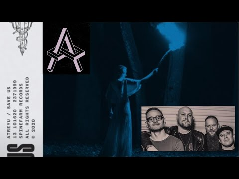 "Atreyu release new song ""Save Us"" first since alex left the band.."