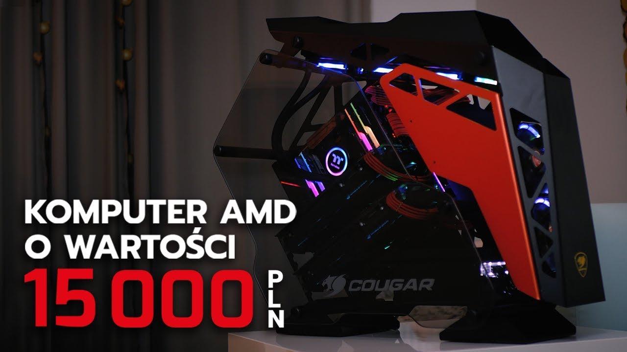 KOMPUTER za 15 tys. złotych – maszyna przyszłości?