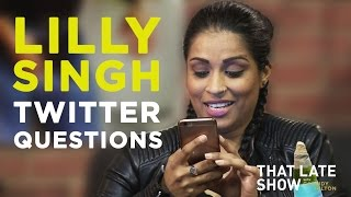 fan q is lilly singh going on tour again   that late show with cassidy hilton