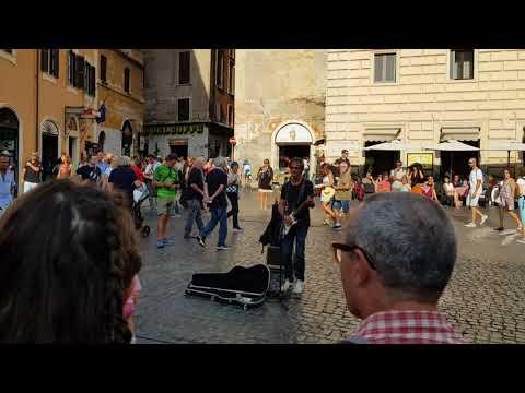 Roma street's artists