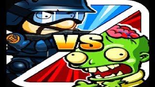 СПЕЦНАЗ ПРОТИВ ЗОМБИ  Игра  на Андроид про зомби АПОКАЛИПСИС Swat And Zombies