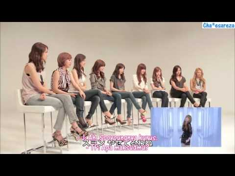 Girls' Generation COMPLETE VIDEO COLLECTION Interview Digest (Chaesareza Indo Sub)