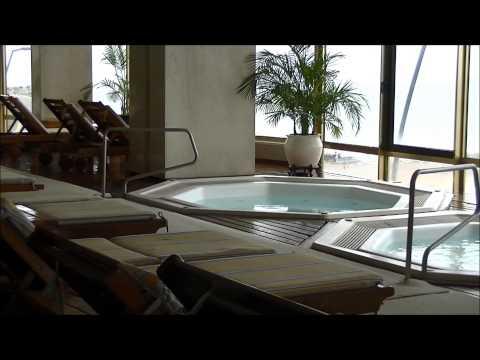 MAR Del PLATA TURISMO : HOTEL COSTA GALANA : Playa Grande / LOBBY Y SPA