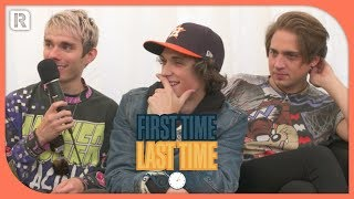 Waterparks - First Time, Last Time
