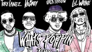 [CLEAN] WHATS POPPIN (feat. DaBaby, Tory Lanez & Lil Wayne) (Remix)