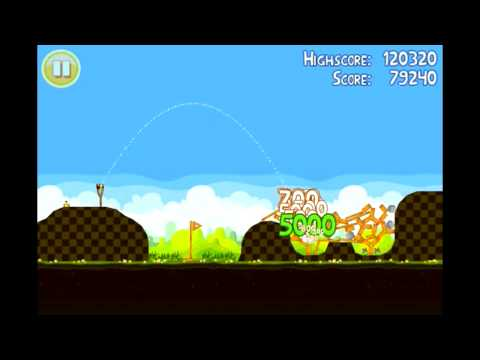 Angry Birds Seasons - Easter Eggs 1-4