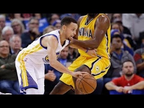 Indiana Pacers vs Golden State Warriors - Full Game Highlights | Jan 22, 2016 | NBA 2015-16 Season