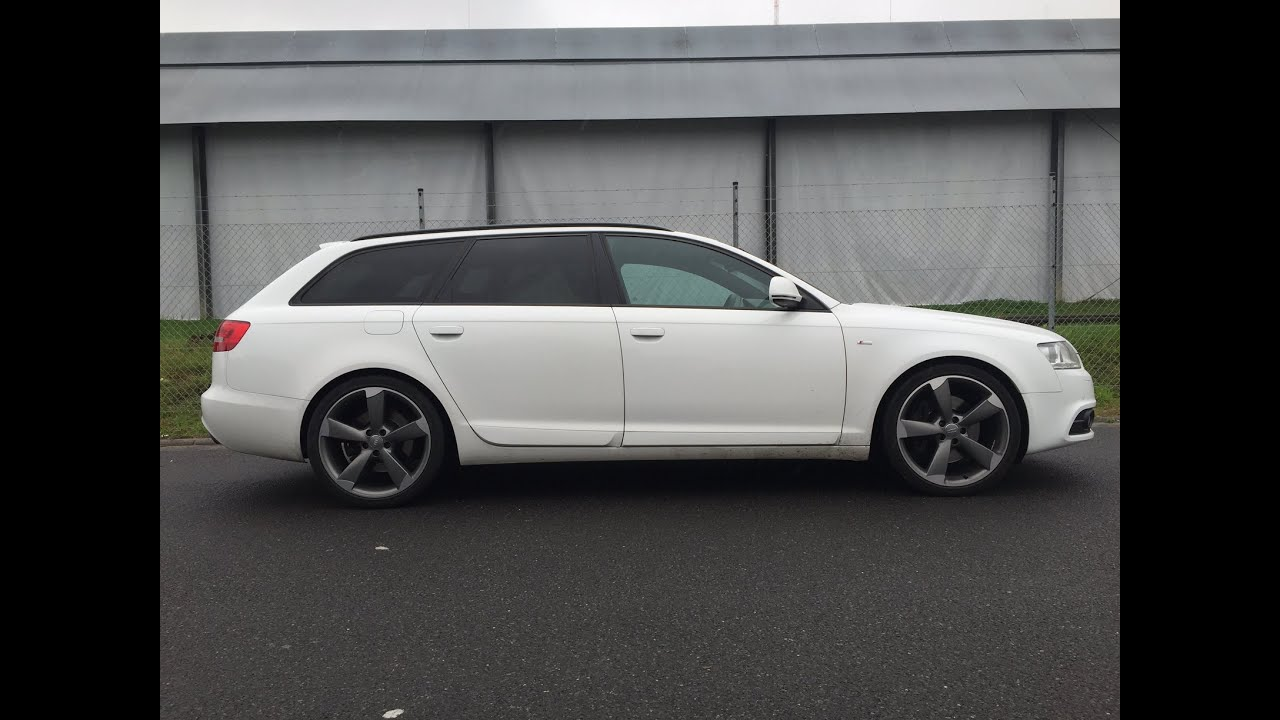 Audi a6 4f 3 0 tdi by maxhaust active sound motorsound for Audi a6 4f interieur