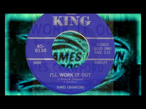 James Crawford - I'll Work It Out