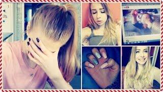 ♥ ❄ VLOGMAS #8,9,10: Gorsze dni & Świąteczne paznokcie  ♥ ❄