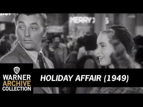 Holiday Affair (1949) – Professional Shopper