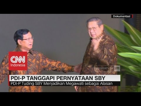 PDIP &  Nasdem Tanggapi Pernyataan SBY