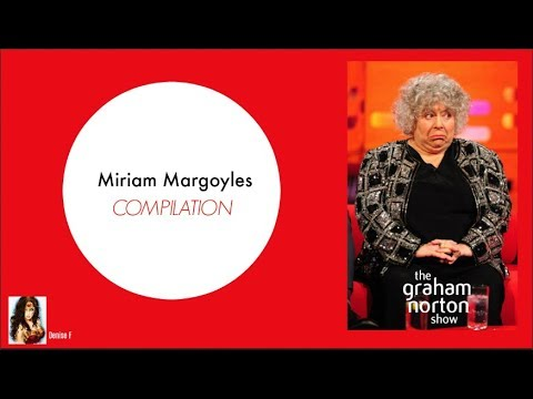 Miriam Margolyes on Graham Norton streaming vf