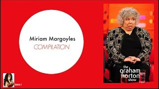 Miriam Margolyes on Graham Norton
