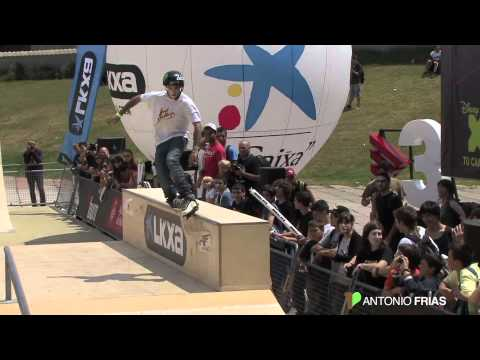 Barcelona Extreme 2011 - INLINE - One Love Riders & Friends